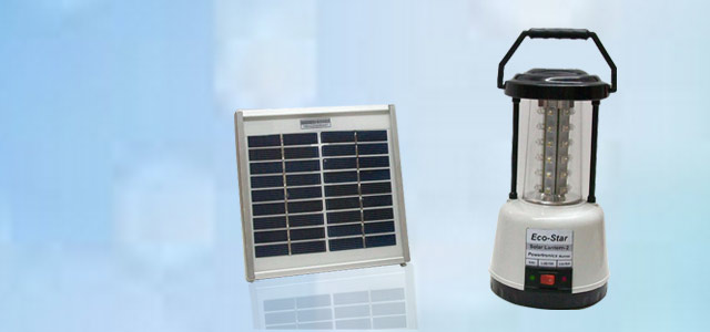 Eco Star Solar Lantern